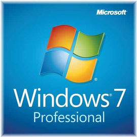 Home Premium Oem Microsoft Windows 7 Professional 32/64 Bit DVD Full Version