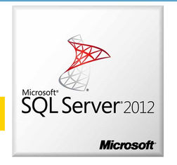 100% working Microsoft SQL Server 2012 Standard Retail Key Global Software